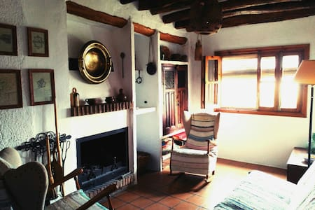 Traditional restored Alpujarra house - Nieles - Casa