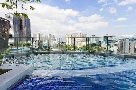 Exquisite condo in the heart of Bangkok - Bangkok