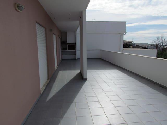 Apartamento com terraço Ancora - Vila Praia de Âncora - Wohnung