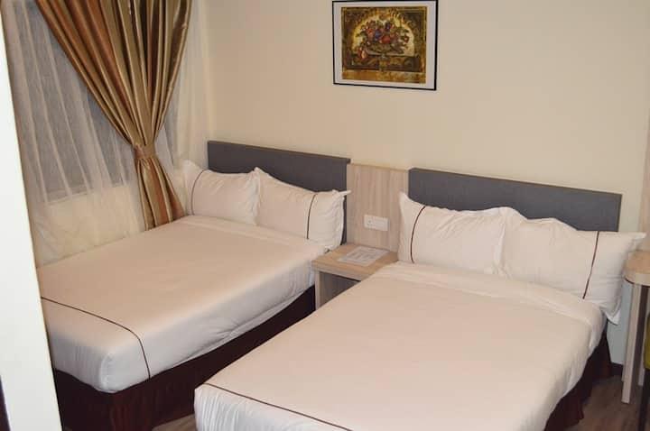 Angsoka Hotel Teluk Intan Twin 115