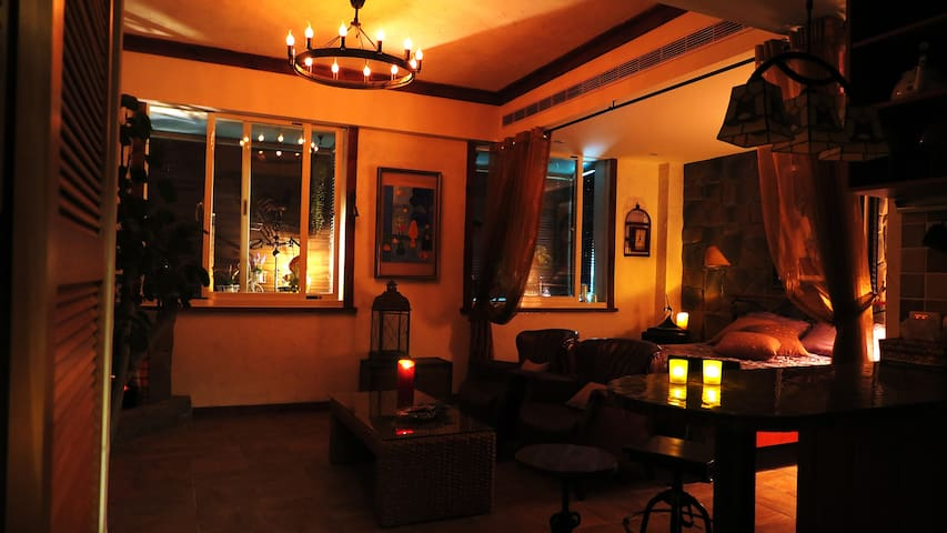 Vintage Home-Nostalgia near TPE101 - Xinyi District - Wohnung