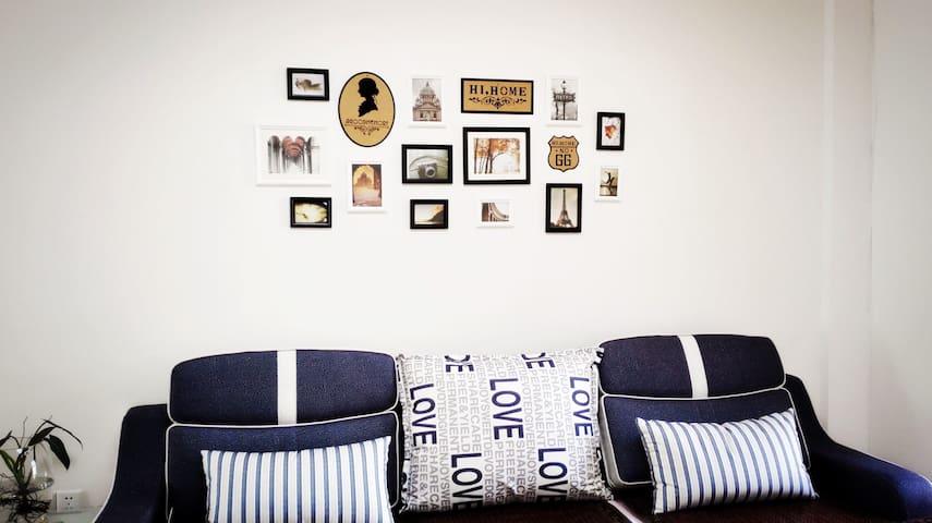 武夷印象·水边的阿狄丽娜 - 武夷山市 - Lägenhet
