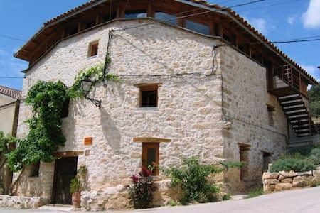 Los Lilos - Casa Rural Sigüenza - Casa Piedra - Sigüenza