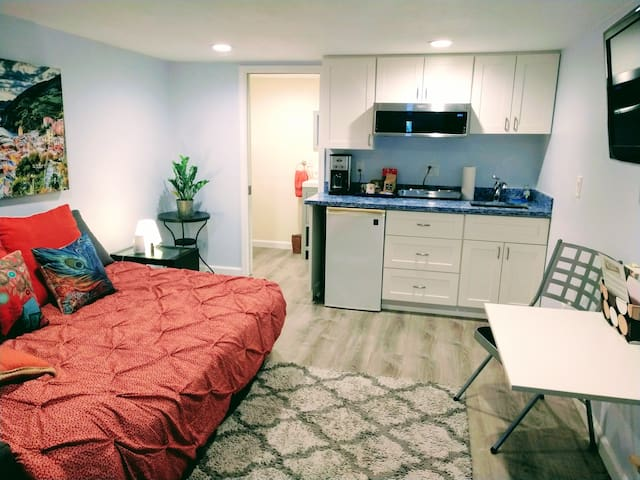 Newly Remodeled Studio Apartment