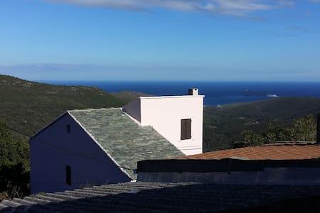 Maison typique du Cap Corse