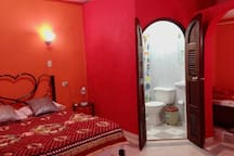 """The """"Orange room"""""""