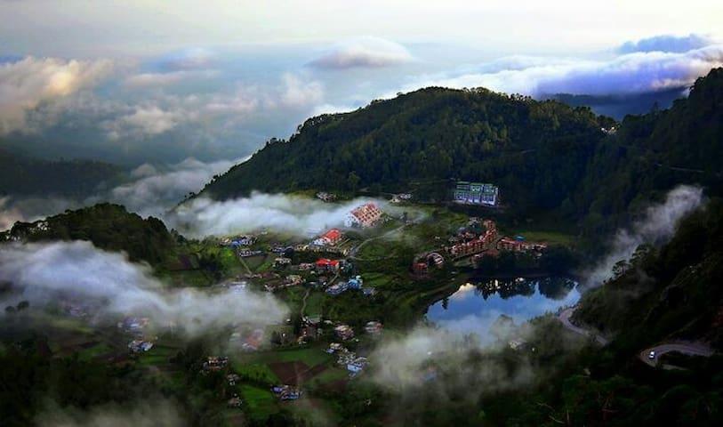 Hills Facing Apartment, Khurpatal Nainital