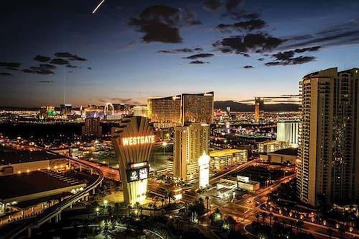 Villa on the Vegas Strip