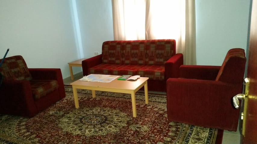 Extra spacious room - Seeb