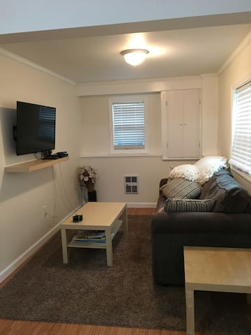 New In-Law Apartment/private entry - Westfield - Apartamento