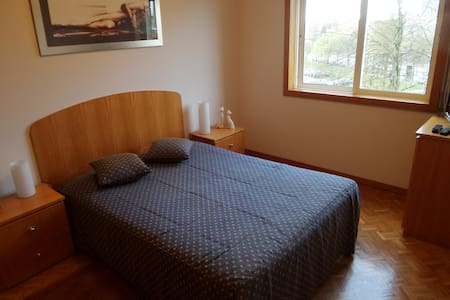 Modern apartment at metro station + free parking - Matosinhos - Wohnung