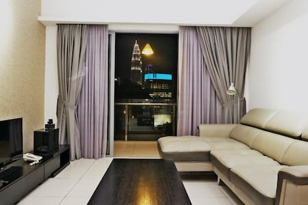 (21) 3BR Apt with Perfect KL View at Bukit Bintang - 吉隆坡 - 飯店式公寓