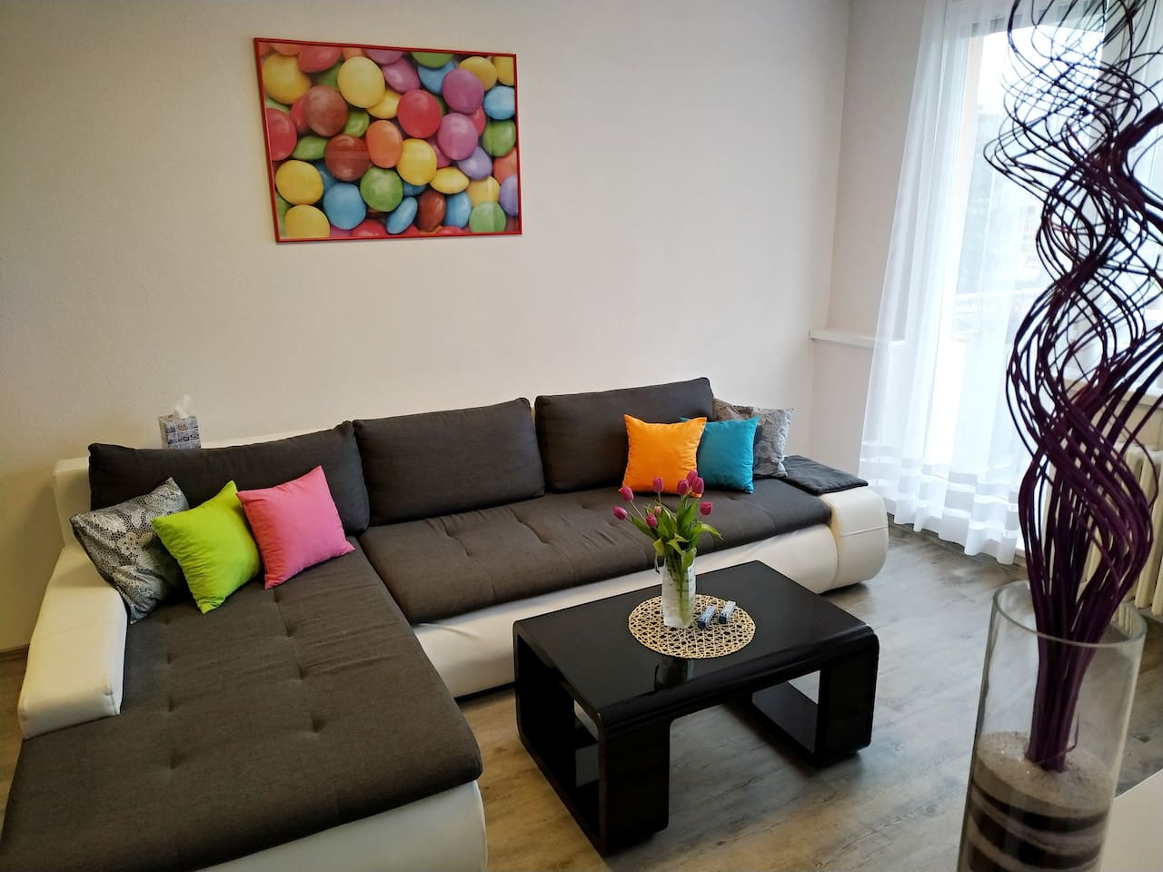 Vítejte v apartmánu Lentilka