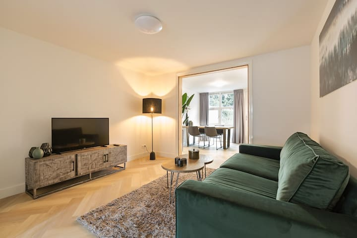 Furnished 3-room apartment at the B. Ballotstraat