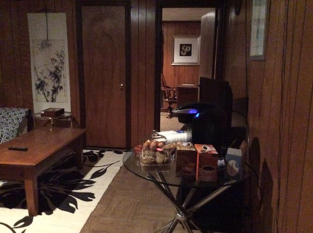 Quiet, cozy, private place in Vestal