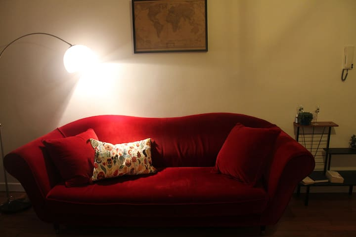 Vintage place at the heart of Nancy ! - Nancy - Apartamento