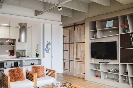 New Apart-suite, Energy Living - Medellín - Apartment
