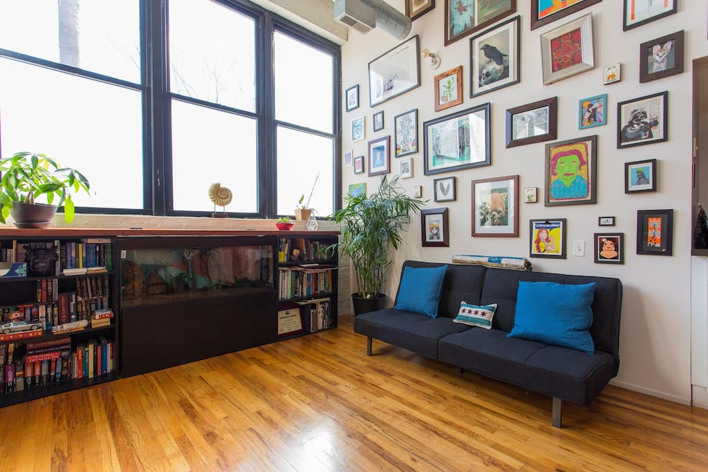 Cozy Private Bedroom In Roscoe Village Lakeview Apartments For Rent In Chicago Illinois