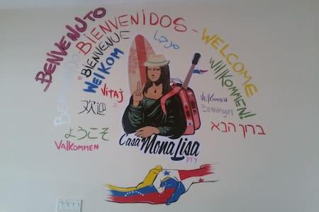 Casa MonaLisa PTY - Panamá - Bed & Breakfast