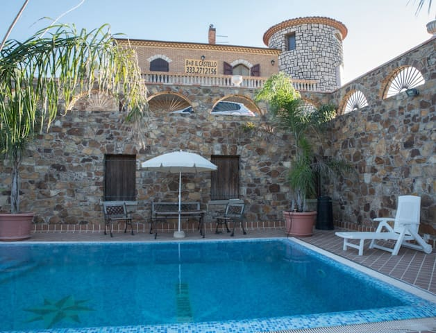 B&B Il Castello...confort e relax - Piazza Armerina - Bed & Breakfast