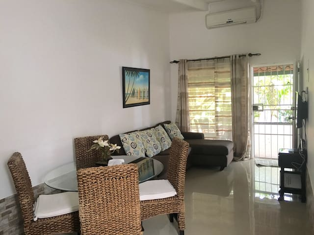 Cozy condo in Jaco beach 2br/1bath