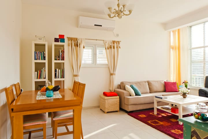 Minutes From The Heart of Tel-Aviv - Ramat Gan - Apartment