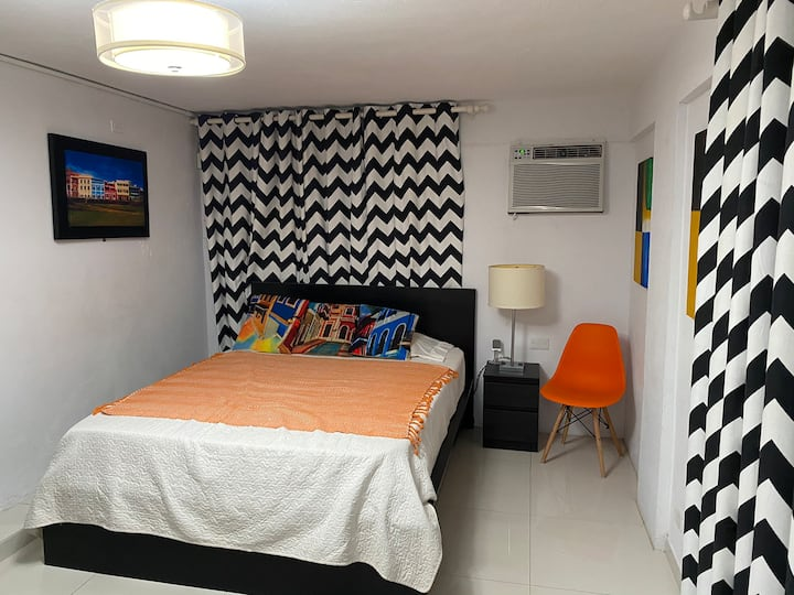 Cozy Studio in the Heart of Puerto Rico Isla Verde