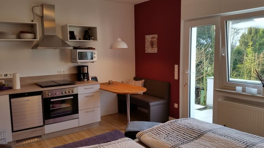 Tal-Residenz Appartement 7 - direkt am Kurpark - Bad Salzuflen - Leilighet