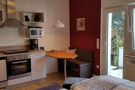 Tal-Residenz Appartement 7 - direkt am Kurpark - Bad Salzuflen