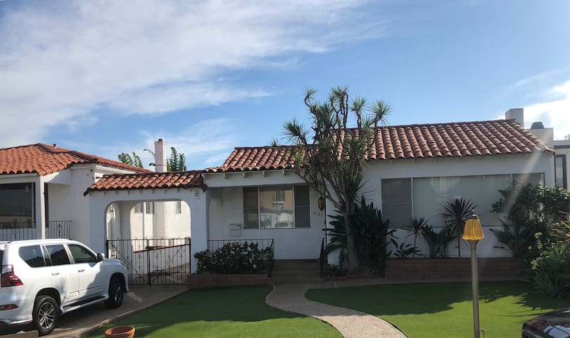 Beautiful 3 bedroom Spanish home in San Diego