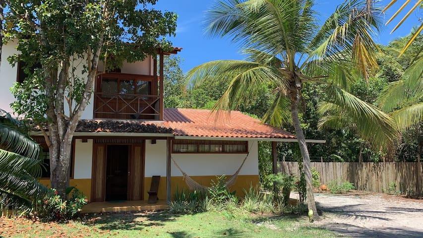 Casa de Praia em Santo André, Bahia