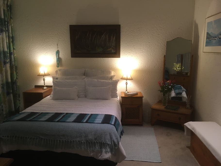 Blue Room - Guest quarters