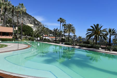 Luxurious apt IN Monaco  with pool - Monte Carlo