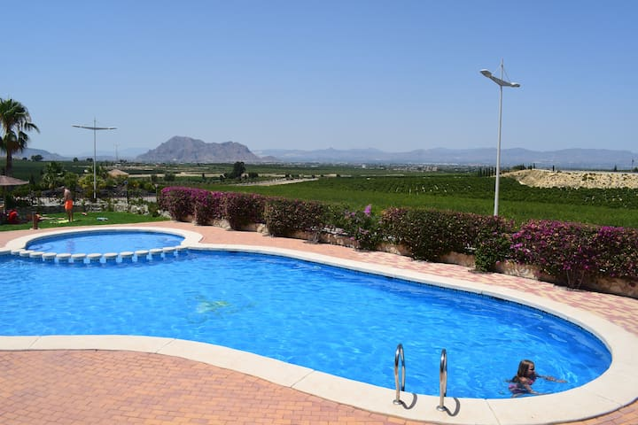 Airbnb Algorfa Vacation Rentals Places To Stay