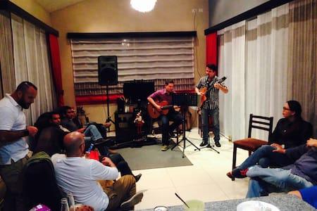 César house - Naranjo de Alajuela - Ház
