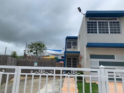 La Casa Feliz a Ceiba PR