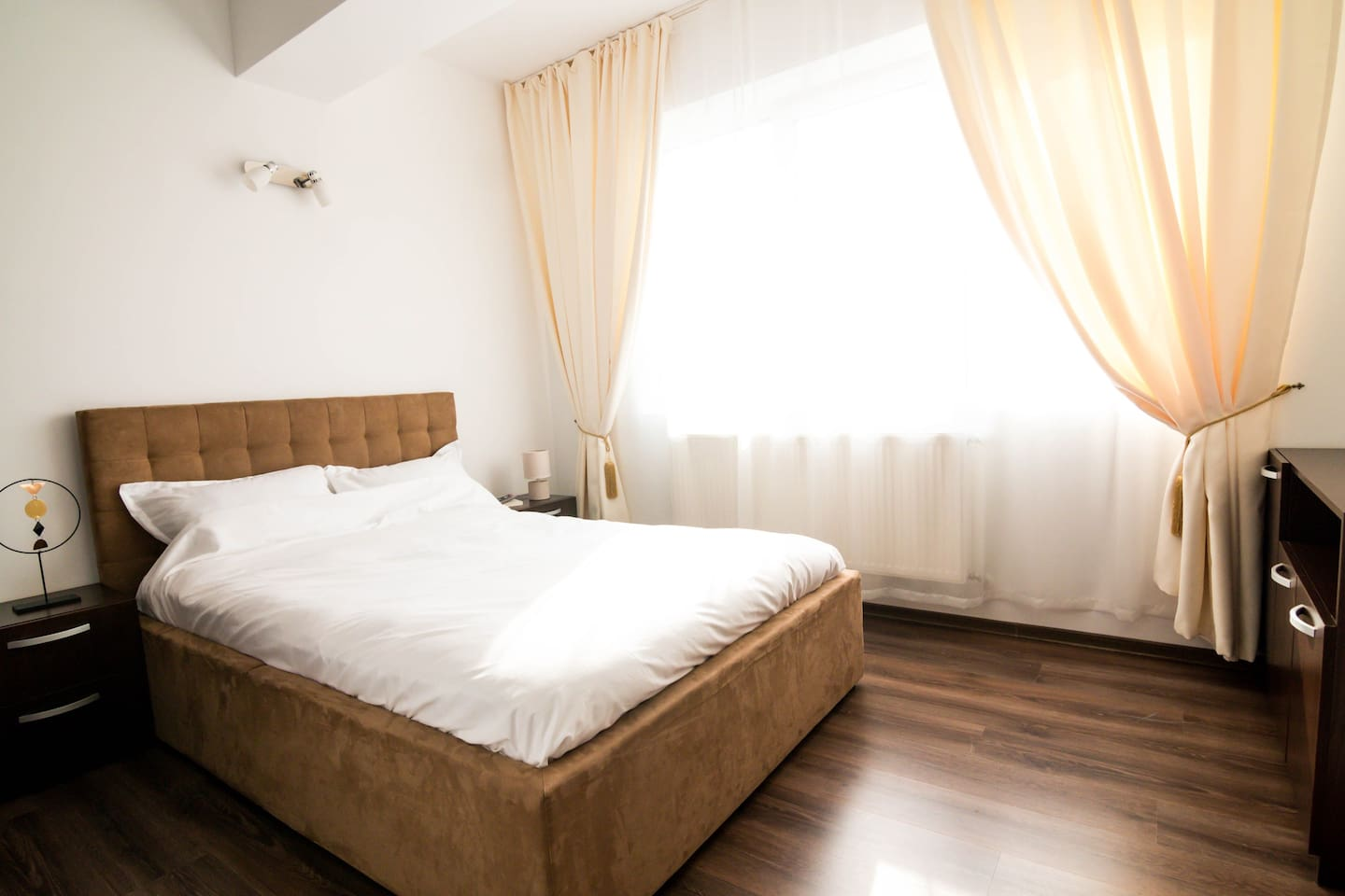Yvona:  ''It was PERFECT! Perfect place - 10 minutes by foot to Palace Mall and to everything we needed for this trip. Very clean and everything was there. We are really happy that we booked this accomodation...''  May 2019