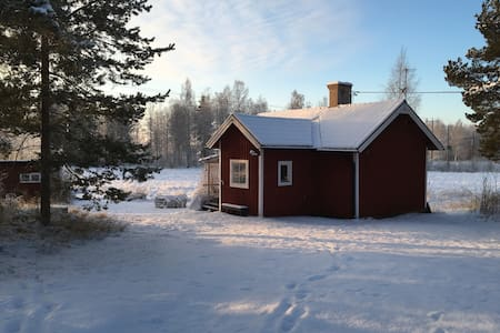 Tranquility Cottage close to Nature - Orsa - Srub