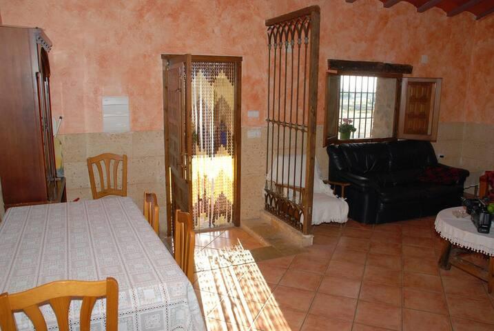 Complejo Rural Cinco Soles .Murcia - Molina de Segura - House