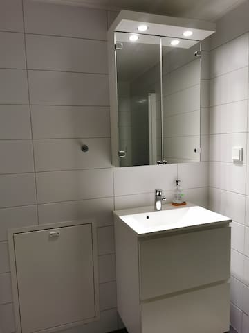 Cozy 12m2 room in new apartment in Ensjø