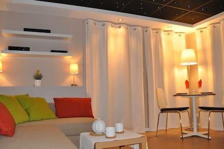 Studio confortable avec sauna, piano - Bischoffsheim