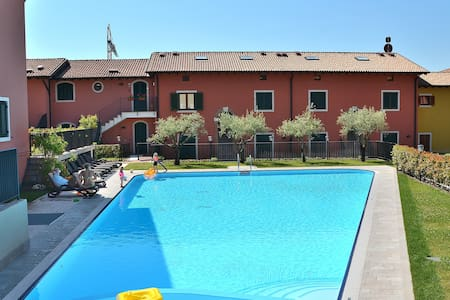 6 People Apartment In A Residence With Large Pool - Santo - Lägenhet