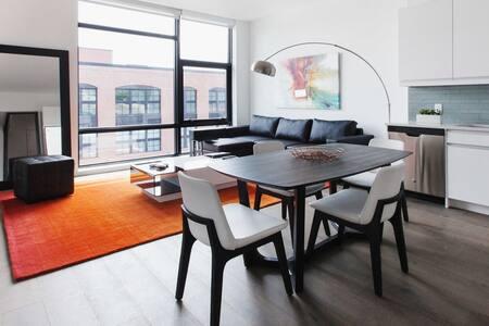 Dharma   Hoboken   Classic 2BR + Rooftop
