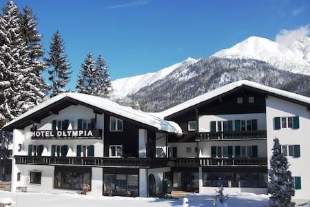 HOTEL OLYMPIA & HERBS*** Seefeld - Seefeld in Tirol