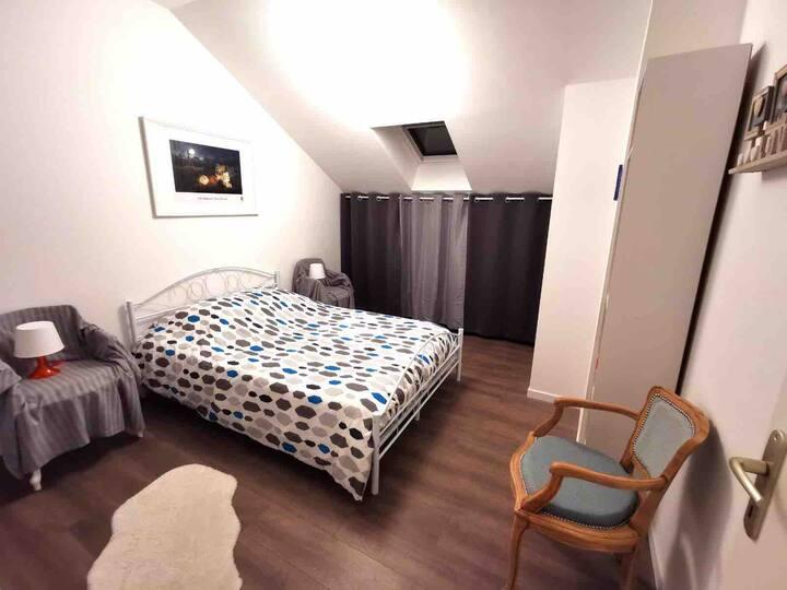Magnifique Duplex 3 chambres proche centre-ville