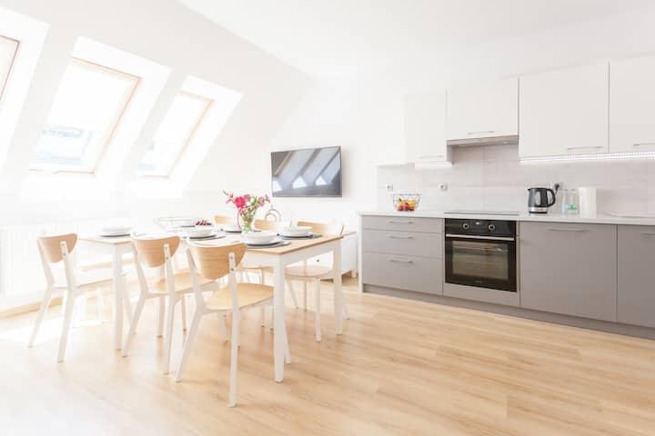 Apartament Minimalistyczny, MyWeek