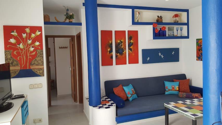 Los Patios - Apartment BLAU