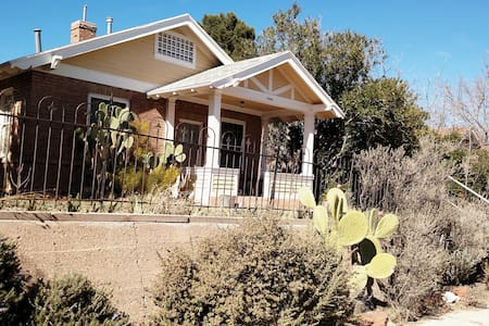Little House Historic Cottage - Clarkdale - House