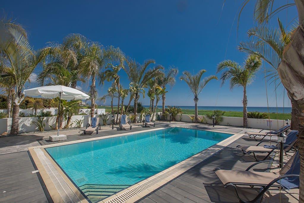 Villa Lenia with private pool