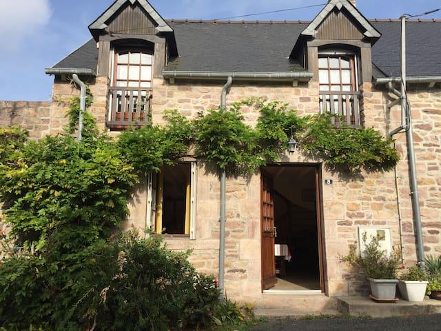 Maison de pêcheur rénovée - Erquy